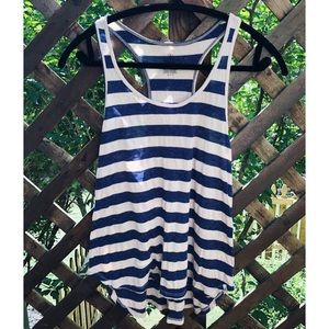 Volcom Ribbed Striped Tanktop